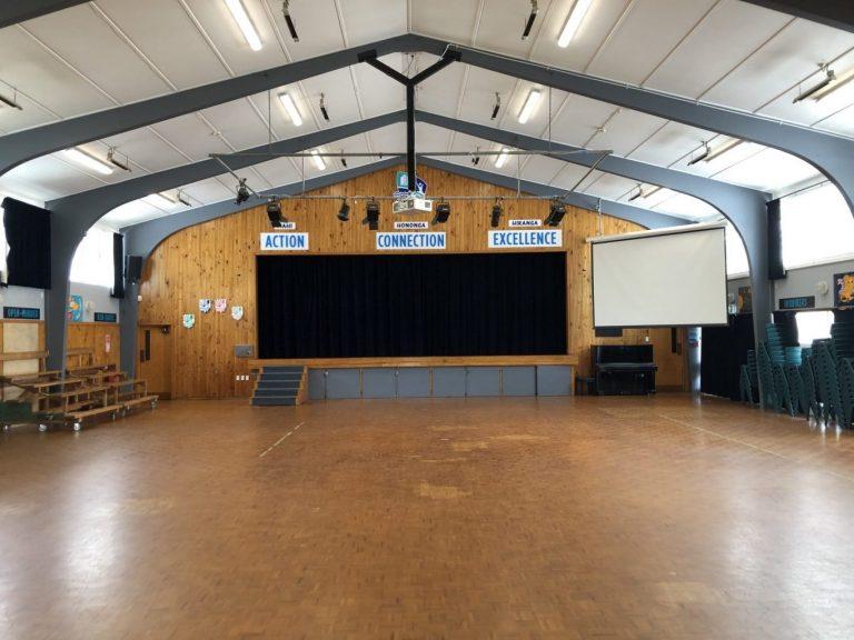 Hall Hire, Takapuna Normal Intermediate School