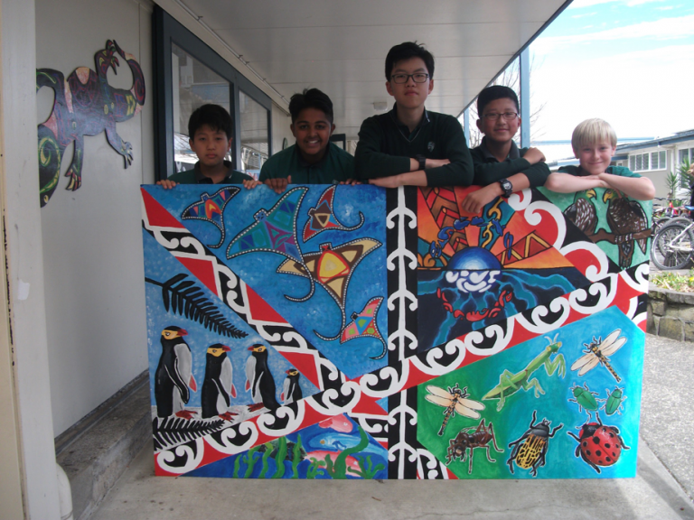Visual Art, Takapuna Normal Intermediate School