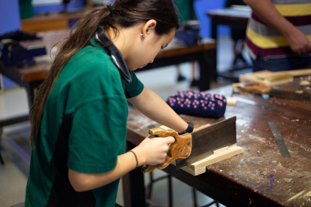 Specialist Learning, Takapuna Normal Intermediate School