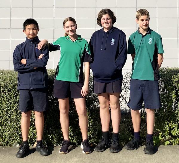 Uniform guidelines, Takapuna Normal Intermediate School